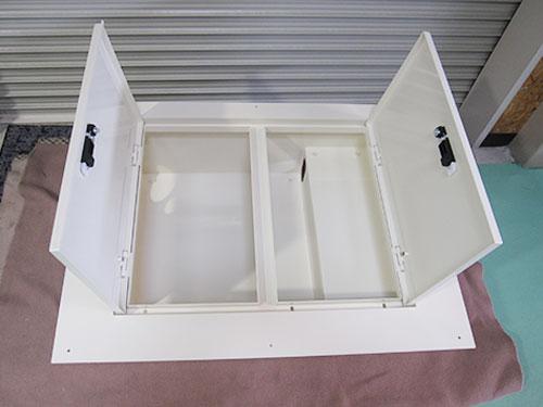 箱物・ボックス精密板金加工